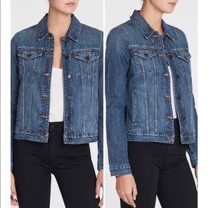 J Brand astonish destruct denim jacket